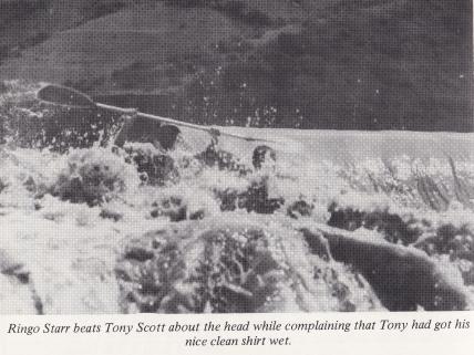 Richard Starr & Tony Scott