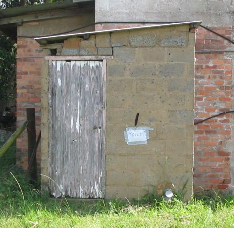 Umko start - toilet