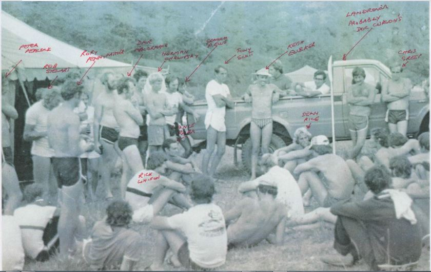 Umko race meeting on riverbank_names