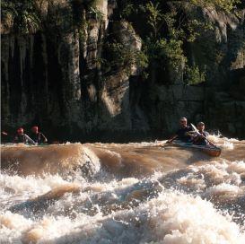 Umko valley cliff