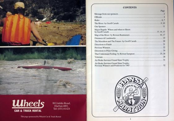 Umko 1985 program (3)