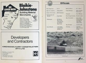 Officials 1988