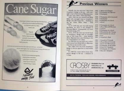 winners to 1988